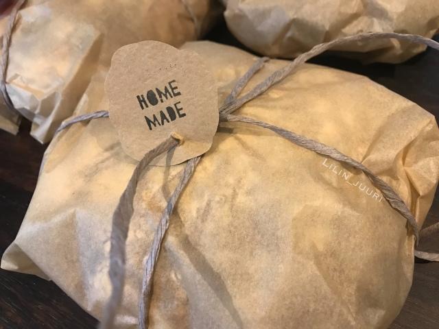 Paketoidut leivät